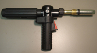 CM Industries Push-Pull MIG Welding Gun 260 AMP - PPA26 Air-Cooled
